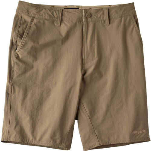 "Patagonia Men's Stretch Wavefarer® Walk Shorts - 20"" Ash Tan"